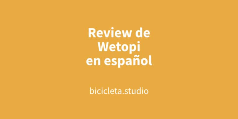 Review de Wetopi en español: hosting especializado en WordPress